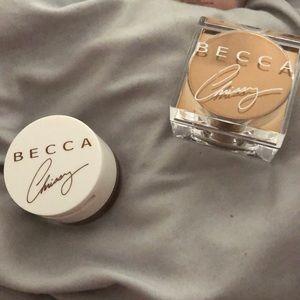 Becca x Chrissy Makeup Duo